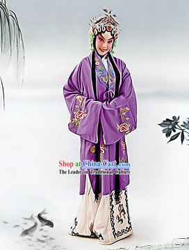 The Peony Pavilion Actress Costumes