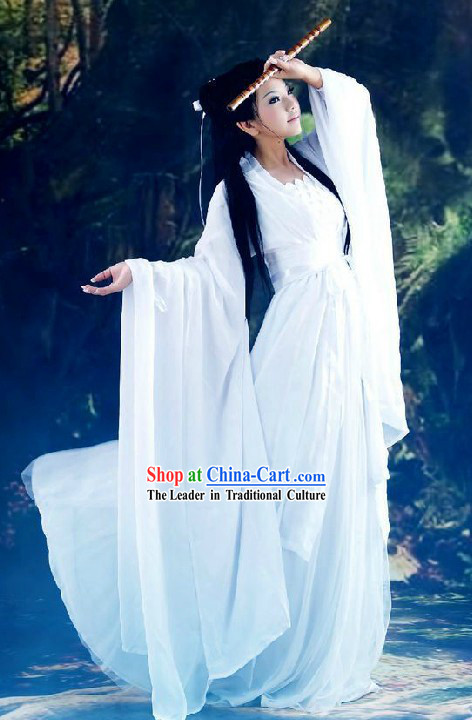Xiao Long Nv Knight Costumes for Women
