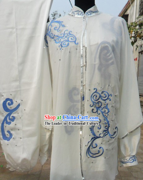 High Quality Competition Kung Fu Uniforms for Men or Women