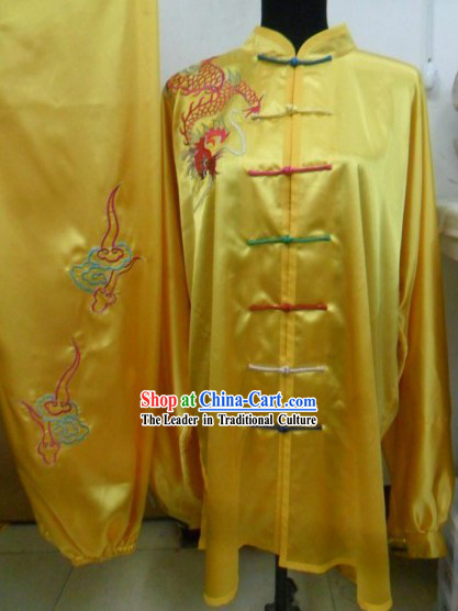 Traditional Tai Chi Uniform for Competition