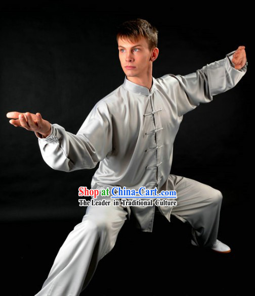 Best Silk Tai Chi Competition Uniform for Men or Women