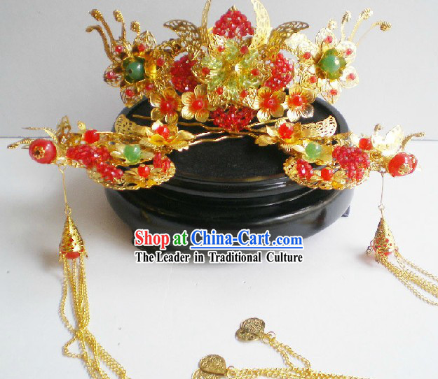 Ancient Chinese Palace Princess Headwear Set