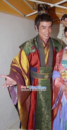 Ancient Chinese Princess's Husband Costume