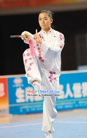 Formal Best Kung Fu Silk Uniform for Women