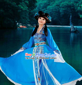 Chinese Ancient Style SD Costumes and Headpieces for Women