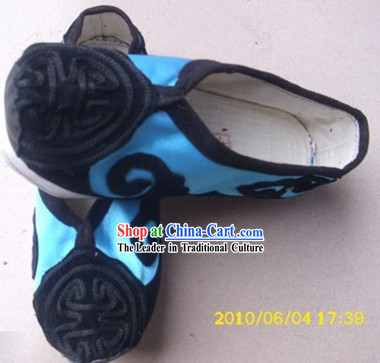 Traditional Chinese Taoist Shoes for Men