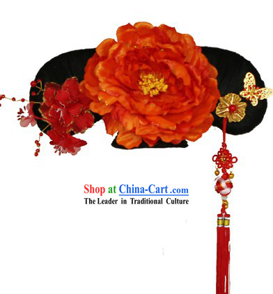 Qing Dynasty Palace Hair Accessories for Women