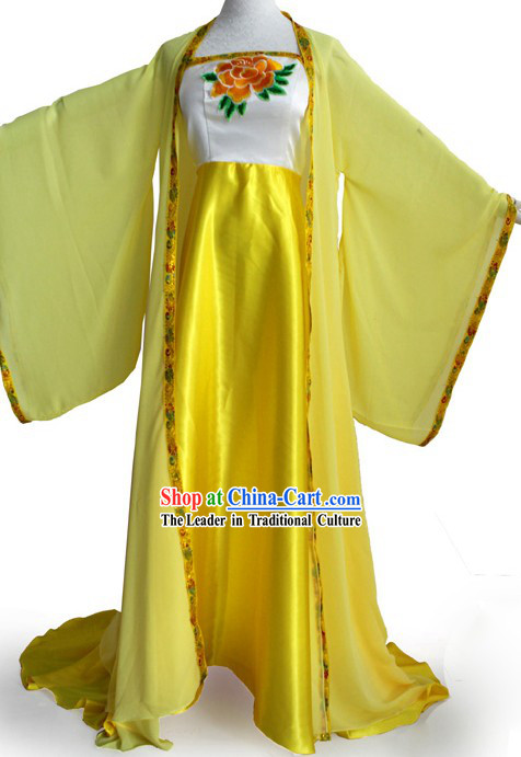 Ancient Tang Dynasty Lady Costumes