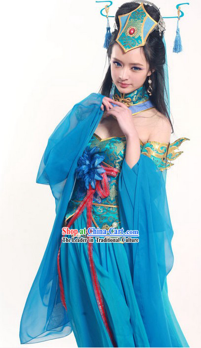 Ancient Chinese Palace Costumes for Women