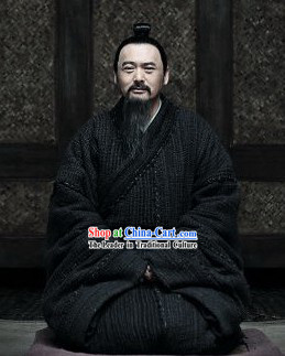 Ancient Chinese Kong Zi Confucius Wise Man Costumes