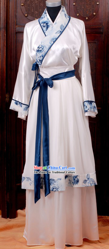 Traditional Chinese Han Clothing for Women