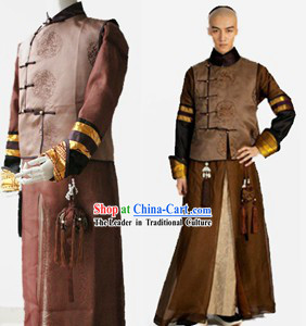 Qing Dynasty Prince Clothes Complete Set