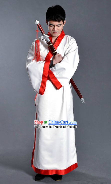 Traditional Chinese Han Clothing for Men