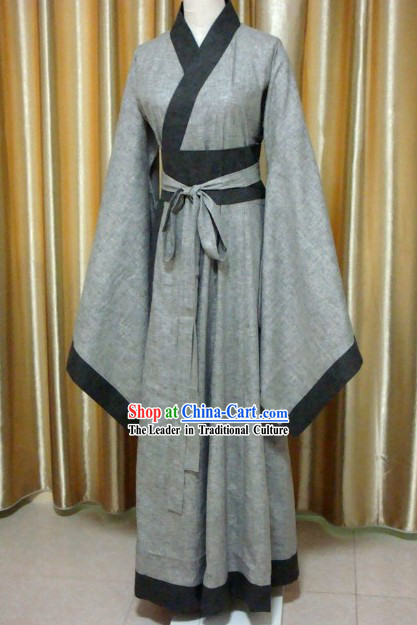 Ancient Chinese Han Robe Clothing for Women