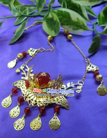 Ancient Chinese Imperial Necklace for Ladies