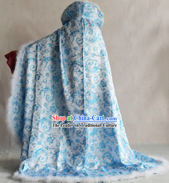 Chinese Classical Winter Palace Cape for Women