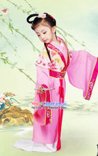 Ancient Chinese Clothes for Children