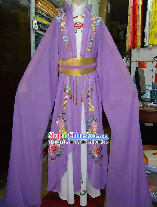 Ancient Chinese Opera Huadan Costume for Women