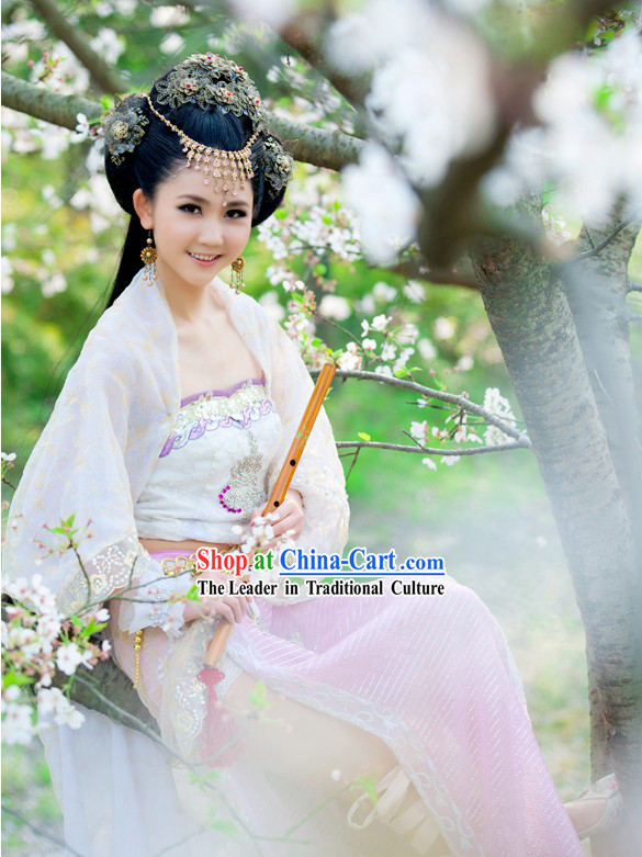 Xuan Yuan Sword Zi Xuan Fairy Costumes for Women
