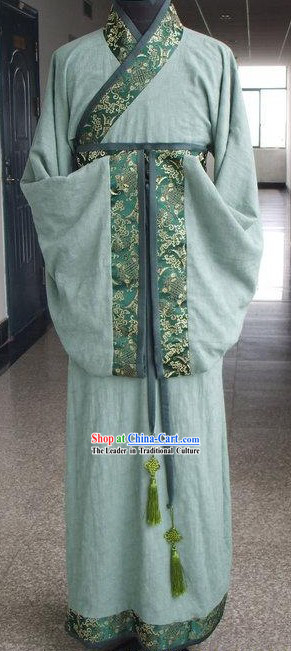 Ancient Chinese Kung Fu Dress for Men