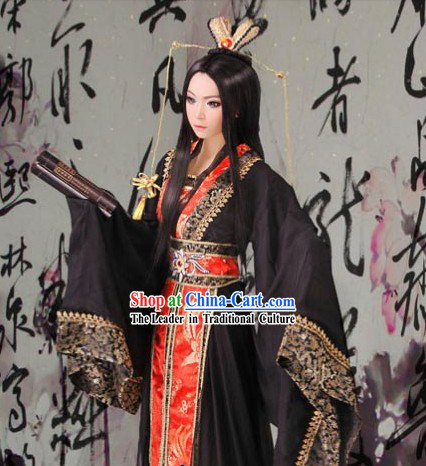 Ancient Chinese Hanfu Clothing