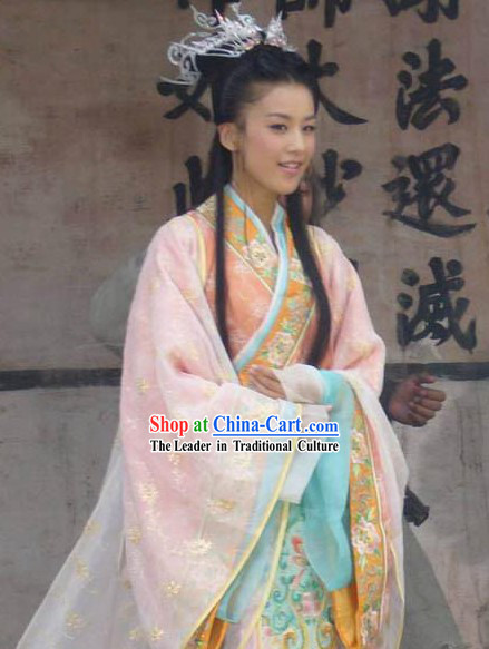 Ancient Chinese Fairy Costume for Women