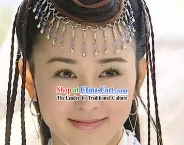 Traditional Chinese Handmade Forehead Accessories