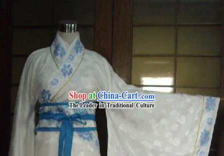 Ancient Chinese Han Dynasty Style Lady Clothes