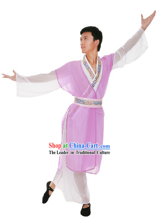 Chinese Classical Dancing Costumes for Men