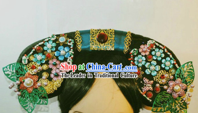 Qing Dynasty Empress Headpiece for Women