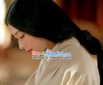 Ancient Chinese Beauty Long Wig