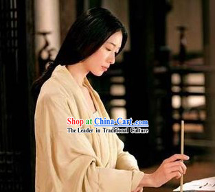 Ancient Beauty Xiao Qiao Hanfu Outfit for Women