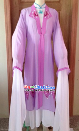 Ancient Chinese Nun Costumes for Women
