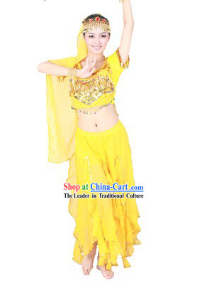 Indian Bollywood Dance Costumes for Women