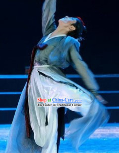 Chinese Classical Dance Costumes for Men