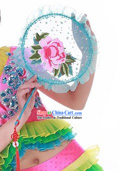 Stage Performance Accessories Dance Fan