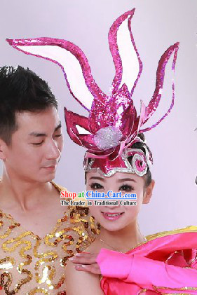 Stage Performance Dance Hair Accessories for Women