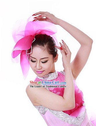 Stage Performance Dance Headpiece for Women