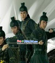 Ancient Chinese Swordman Hat for Men