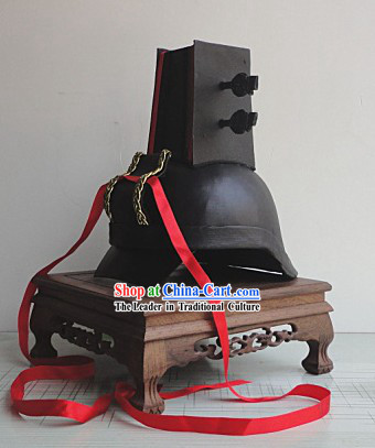 Ancient Chinese Swordman Master Hat for Men or Women