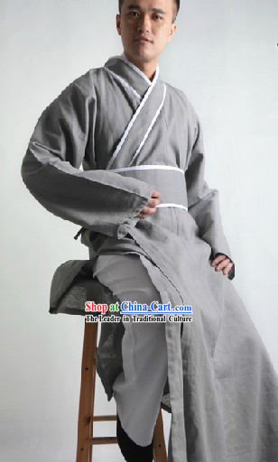 Traditional Ancient Style Chinese Outfit for Men