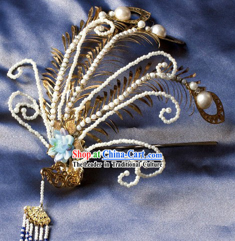 Ancient Chinese Jewelry and Hair Accessories