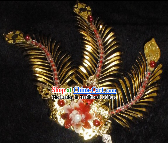 Ancient Chinese Phoenix Jewelry and Hair Accessories