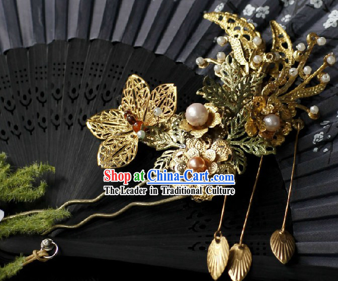 Ancient Traditional Chinese Handmade Hair Accessory