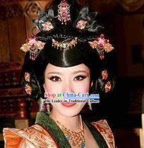 Ancient Chinese Empress Hair Accessories Complete Set