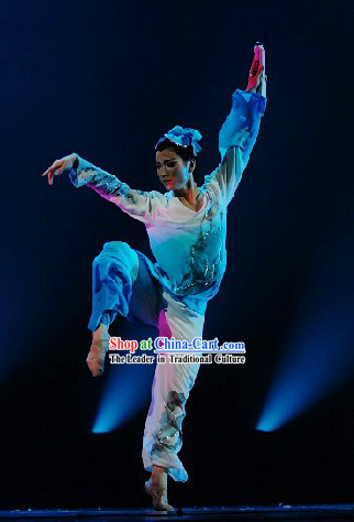 Professional Classical Dancing Competition Costumes Outfit for Men