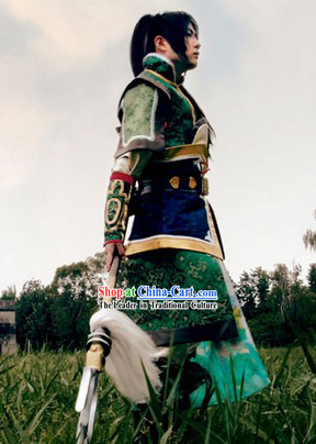 Ancient Chinese Fencer Cosplay  Clothing, Shoes _ Accessories for Men