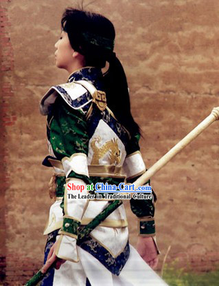 Ancient Chinese Fencer Costume Cosplay  Clothing, Shoes _ Accessories for Men