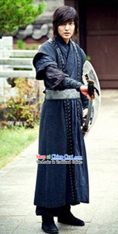 Lee Min Ho Ancient Korean Drama Play Hanbok Costumes Complete Set for Men