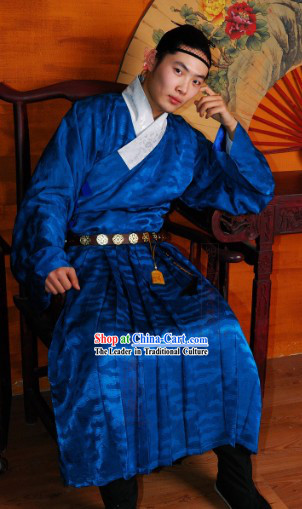 Traditional Chinese Authentic Hanfu Clothing for Men